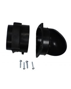 Vacuum Port Assembly (Poly Tan